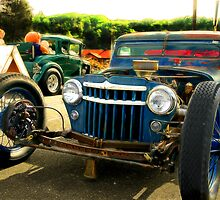 Jeep Rod by Brandon Taylor