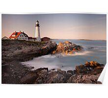 -Portland Head Light, Maine- Poster