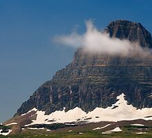 Going To The Sun Road by JimGuy
