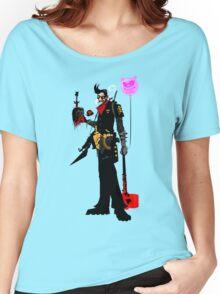 "Hector ""The Hammer"" Jones Women's Relaxed Fit T-Shirt"
