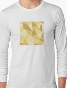 Poly Based - Yellow Long Sleeve T-Shirt
