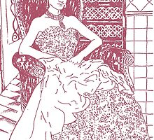 La novia by Arianey