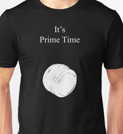 Prime Time Dark Colored Unisex T-Shirt