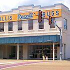 Gillis ReXall Drugstore - McComb, MS by Dan McKenzie
