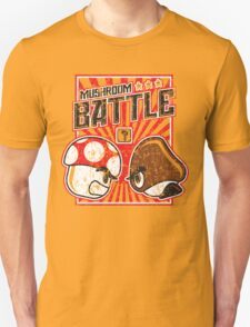 Mushroom Battle T-Shirt