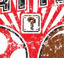 Mushroom Battle Sticker