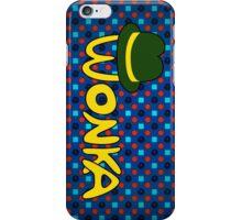 Wonka Liquorice iPhone Case/Skin