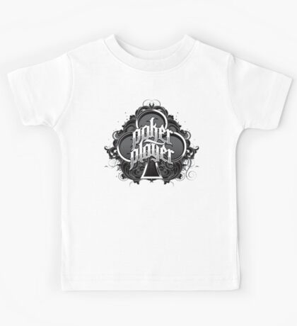 POKER PLAYER Kids Clothes