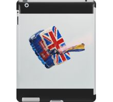 The Tigers army parachute team iPad Case/Skin