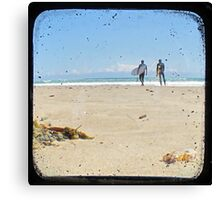 Monday Morning Surf - TTV Canvas Print