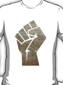 Scratched Fist T-Shirt