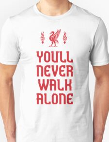 Liverpool FC - You'll Never Walk Alone T-Shirt