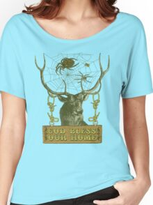 Hooves Sweet Home Women's Relaxed Fit T-Shirt