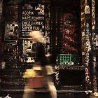 Urban Rush by Trish Woodford