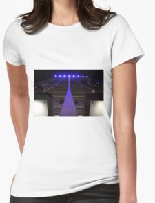 Chase Tower Chicago Womens Fitted T-Shirt