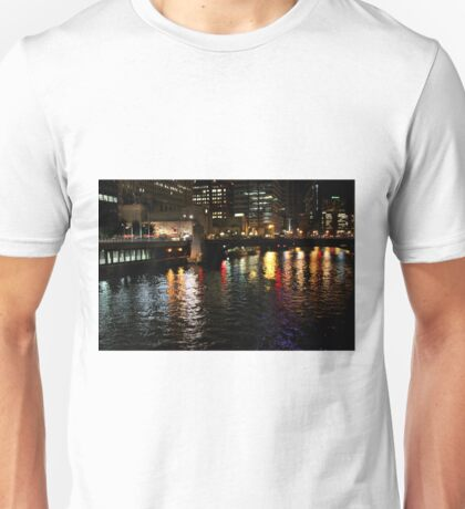 Chicago River Unisex T-Shirt