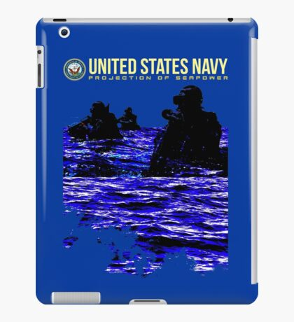 Projection of Seapower iPad Case/Skin