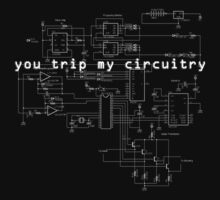 you trip my circuitry by vampvamp