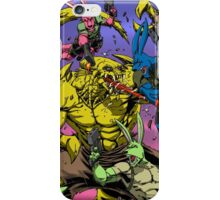 Salty Roos vs. Turisas iPhone Case/Skin