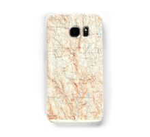 Massachusetts  USGS Historical Topo Map MA Chesterfield 352571 1895 62500 Samsung Galaxy Case/Skin