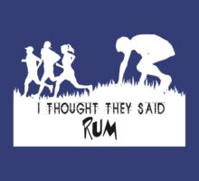 I thought they said rum geek funny nerd by katabudi