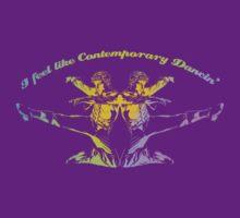 I feel like Contemporary Dancin'. by James Fosdike