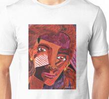 'Portrait of a Woman' Unisex T-Shirt