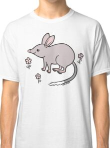 Pretty Bilby with Flowers Classic T-Shirt
