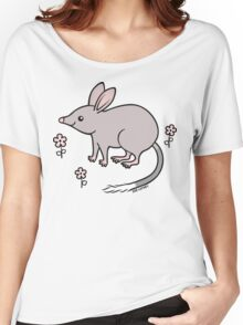 Pretty Bilby with Flowers Women's Relaxed Fit T-Shirt