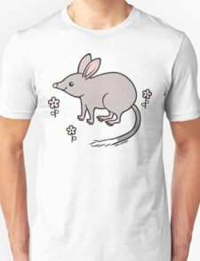 Pretty Bilby with Flowers T-Shirt