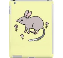 Pretty Bilby with Flowers iPad Case/Skin