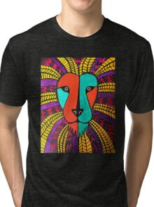 TRIBUTE TO CECIL, THE LION Tri-blend T-Shirt