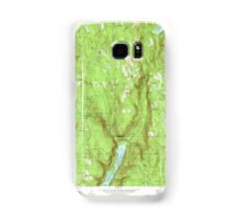 Massachusetts  USGS Historical Topo Map MA West Granville 350699 1971 24000 Samsung Galaxy Case/Skin