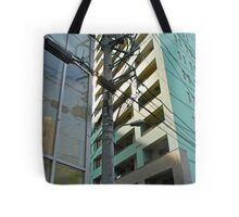 Tokyo Streetscape Tote Bag