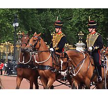 King's Troop Horses  Photographic Print