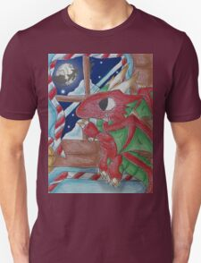 Waiting for Santa Unisex T-Shirt