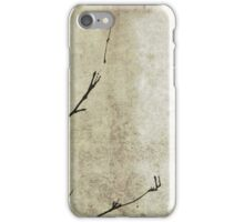 Mountain Ash in Winter iPhone Case/Skin