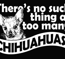 There's no such thing as too many chihuahuas! by imgarry