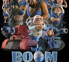 All Boom Boom Boom by blackmamba1984