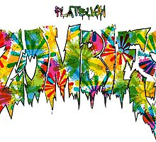 Flatbush Zombies by aralenora
