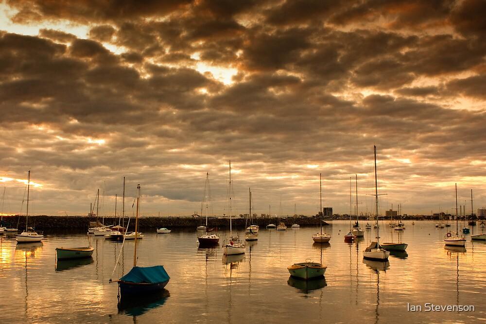 Harbor by Ian Stevenson