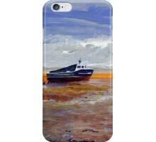Boat at Weston-super-Mare iPhone Case/Skin