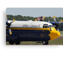 Fat Albert Canvas Print