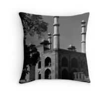 The Emperor's resting place Throw Pillow