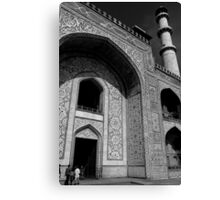 Sikandara, Agra, India Canvas Print