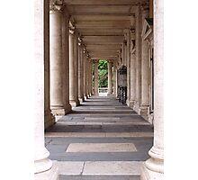Columns in Rome Photographic Print