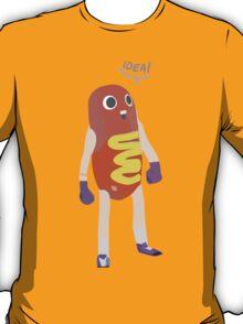 Max's Shirt - Hot Dog T-Shirt