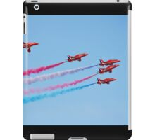 The Red Arrows, Hastings iPad Case/Skin