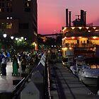 Savannah Riverscape by DHParsons