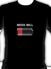 Meek Mill Charged Down (W) T-Shirt